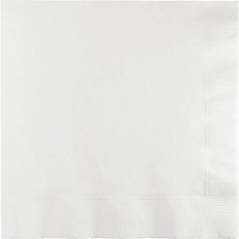 Coordinato Bianco - Tovagliolo 2 veli 33x33 cm. - 20 Pz.