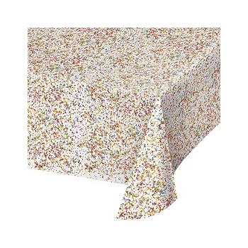 Palloncino in Lattice Rotondo 80 cm. Stampa Comunione Bianco Metallizzato