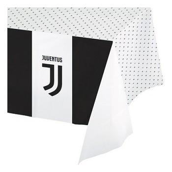 Coordinato Juventus - Tovaglia Plastica 137x274 cm.