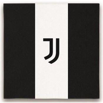 Coordinato Juventus - Tovagliolo 33x33 cm. - 20 pz.