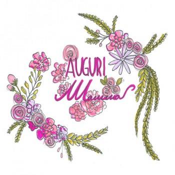 Palloncino Mylar 45 cm. Slumber Moon Girl
