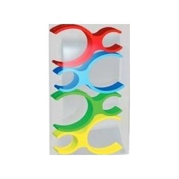 Palloncino Mylar 45 cm. Smurfy Birthday