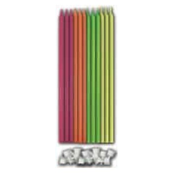 Festone cartoons Frozen, Bandierine in plastica 2,3 mt