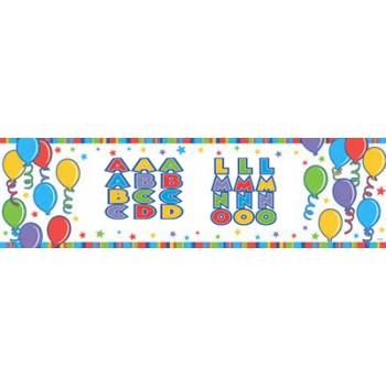 Palloncino Mylar 45 cm. Happy Birthday Farm Animals