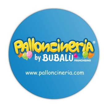Palloncino Mylar 45 cm. Birthday Jungle