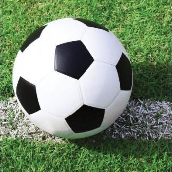 Coordinato Calcio - Tovagliolo 25x25 cm. - 18 pz.