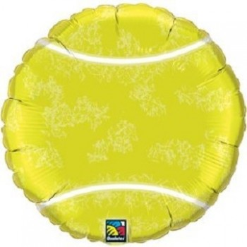Palloncino Mylar 45 cm. Tennis Ball