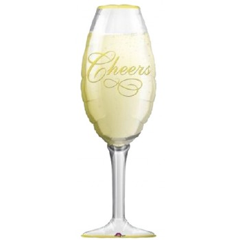 Palloncino Mylar Super Shape 91 cm. Kissable Bear I Love You