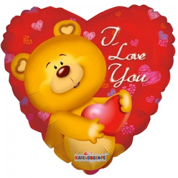 Palloncino Mylar 45 cm. Pink Angry Birds