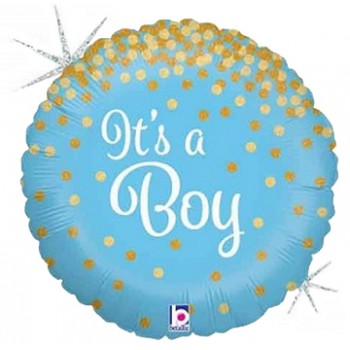Palloncino Mylar Super Shape 79 cm. Super Pigiamini - PJ Masks Gatto Boy