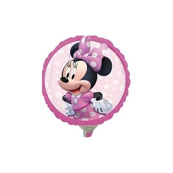 Palloncino Mylar Numero 3 Maxi - color Blu - 100 cm.