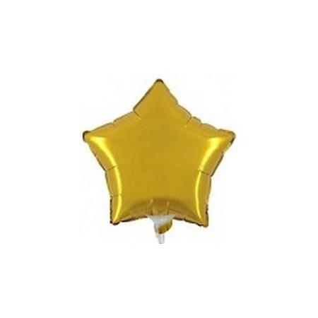 Palloncino Mylar Numero 8 Maxi - color Blu - 100 cm.