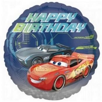 Palloncino Mylar Numero 0 Medio - color Oro - 41 cm.