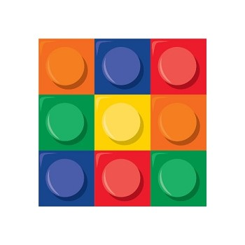 Palloncino Mylar Mini Shape 35 cm. Frog Head