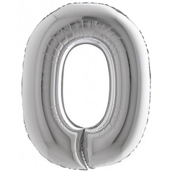 Palloncino Mylar 45 cm. 50° Age Keep Calm Birthday