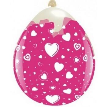Palloncino Mylar 53 cm. White Kitten