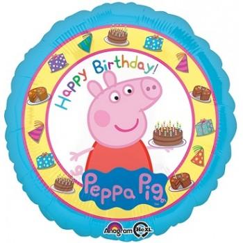 Palloncino Mylar Jumbo 90 cm. Cuore Verde Tiffany