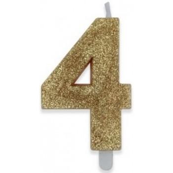 Tenda per porta foil argento, H 200 cm, L 100 cm - 1 pz
