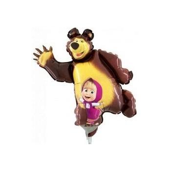Palloncino in Lattice Rotondo 30 cm. Stampa Calcio