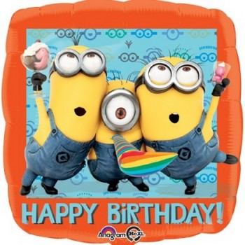 Palloncino Mylar 45 cm. Cuore Blu