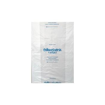 Tovaglia in Carta Damascata Bianco 1,20 x 7 mt.