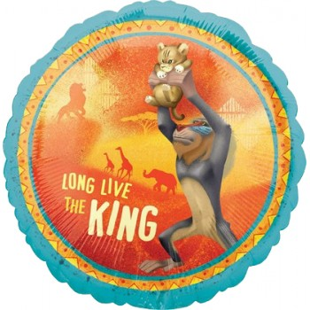 Palloncino Mylar 45 cm. Jungle Book