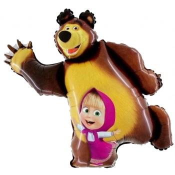 Palloncino Mylar 45 cm. Stella Verde Lime