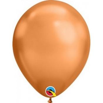 Palloncino Mylar Micro 11 cm. Stella Blu