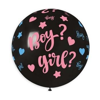 Palloncino Mylar Micro 11 cm. Stella Lilla
