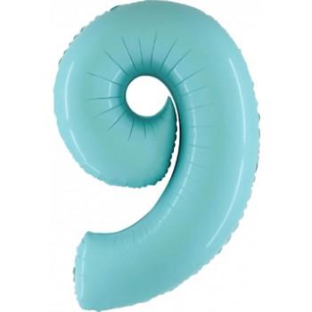 Palloncino Mylar Super Shape 88 cm. Princess Castle