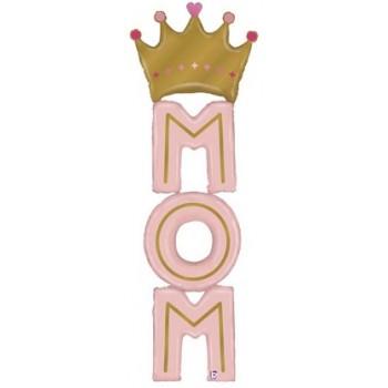Palloncino in Lattice Rotondo 30 cm. Stampa 5° Compleanno Assortiti