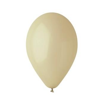 Palloncino Mylar Numero 7 Maxi - color Blu - 100 cm.