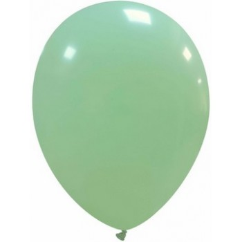 Palloncino in Lattice Cuore 43 cm. Verde Tiffany
