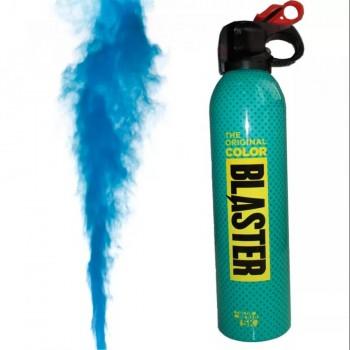 Palloncino in Lattice Rotondo 12,5 cm. Blu Metallizzato