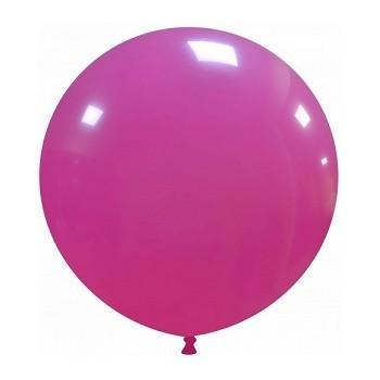 Palloncino Mylar Mini Shape 22 cm. Birthday Flowers Over Purple