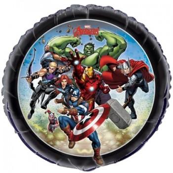 Palloncino Mylar 45 cm. I Love You Cupcake w/ Heart