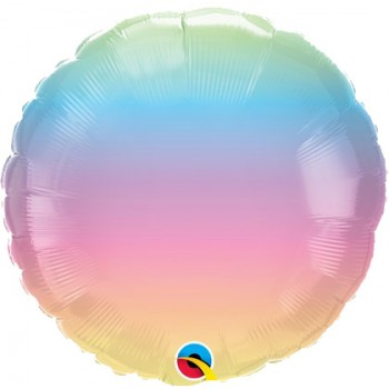Palloncino Mylar 45 cm. I Love You Patterned Print