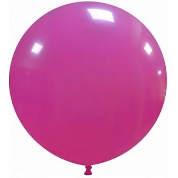 Palloncino Bubble Stylish Stars Double 61 cm.