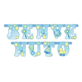Palloncino Mylar 45 cm. Happy Birthday White Daisies