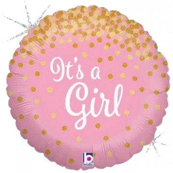 Palloncino Mylar 45 cm. Age 12° Happy Birthday Red - Silver