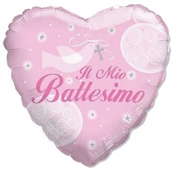 Palloncino Mylar 45 cm. Birthday Stars