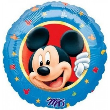 Palloncino Mylar 45 cm. Mr. & Mrs.