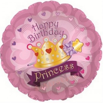 Palloncino Mylar 45 cm. Happy Birthday Teenage Mutant Ninja Turtles