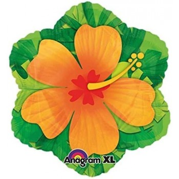 Palloncino Mylar 45 cm. Holographic Balloon Baby Boy Bear