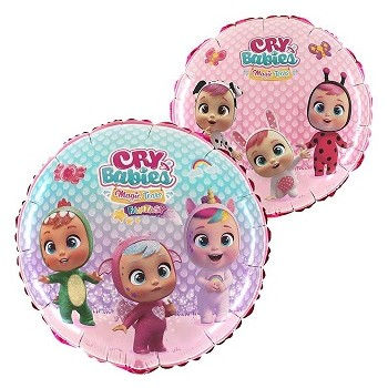 Palloncino Mylar 45 cm. It's a Baby Girl Feet