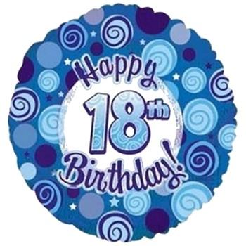 Palloncino Mylar Mini Shape 22 cm. Congrats Grad Smiley Holo