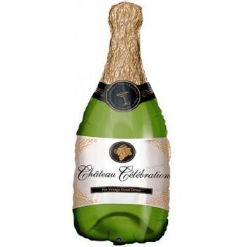 Palloncino in Lattice Link 29 cm. Oro Metallizzato