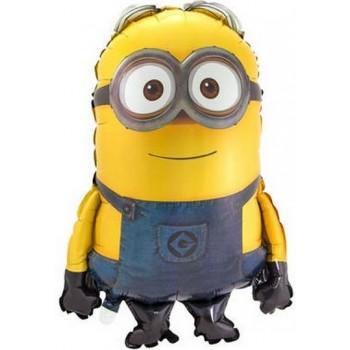 Palloncino in Lattice Rotondo 30 cm. Stampa 3° Compleanno Assortiti