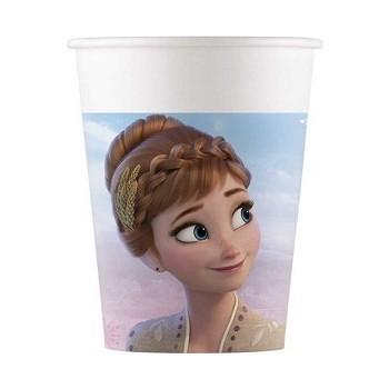 Palloncino Mylar Numero 5 Medio - color Oro - 41 cm.