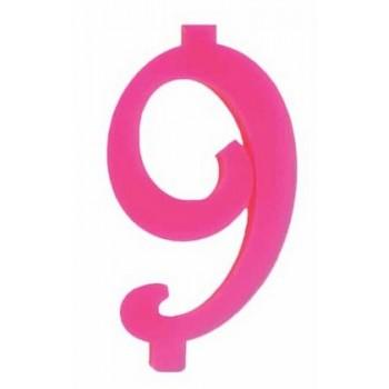 Palloncino Mylar Lettera K Media - 40 cm. Blu Anagram